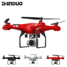 ZhenDuo Toys SH5HD RC Drone 2.0MP HD Camera 360 Graden 170 Groothoeklens Quadcopter RC WiFi FPV Helicopter Afstandsbediening Speelgoed