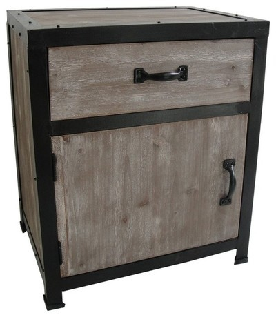 American country furniture, wrought iron nightstand retro to do the old wood corner cabinet drawer storage cabinets lockers willow wood bamboo rattan straw bedside cabinet lockers storage cabinets debris cabinet