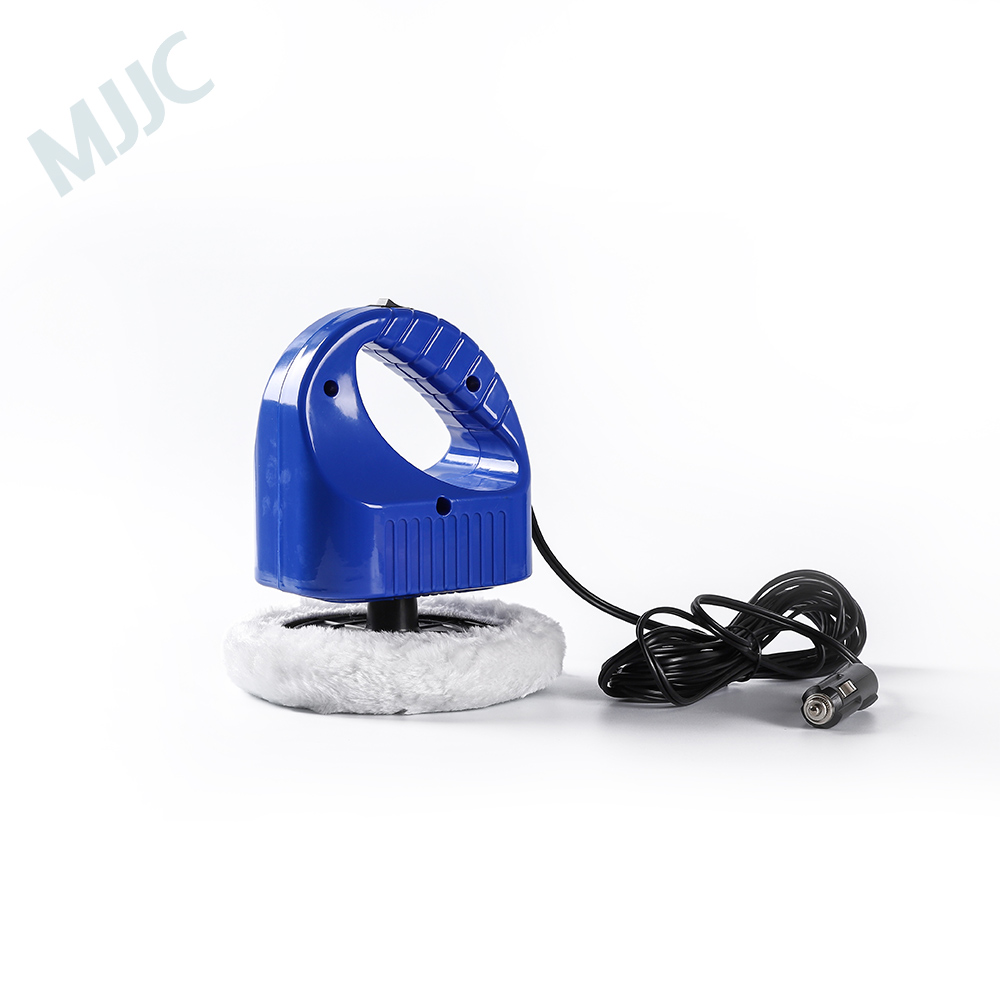 MJJC Brand Car 12V Polisher Waxer tool Car Polishing Buffing Waxing Machine Glazing Kit