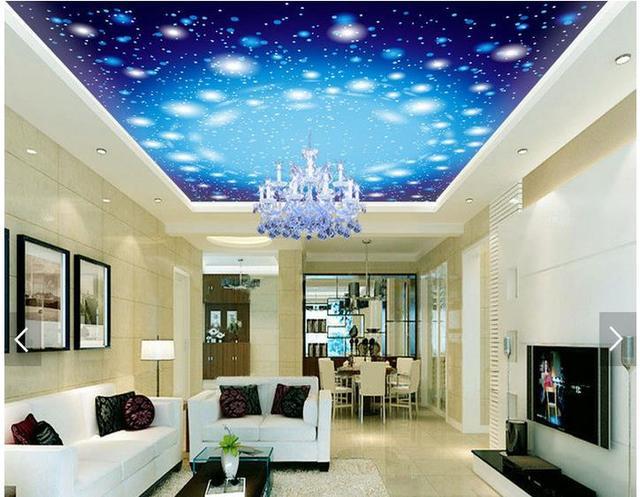 Decke Tapete Sternenhimmel   Die schönsten Einrichtungsideen