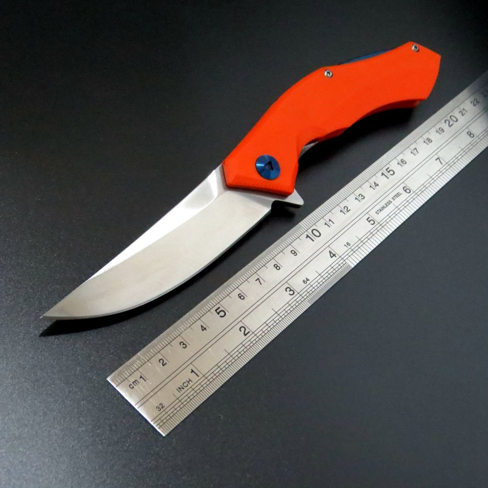 High Quality font b Tactical b font Survival Tool Folding font b Knife b font D2