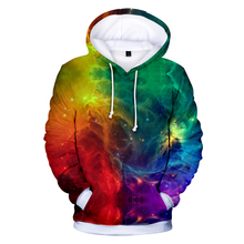 LUCKYFRIDAYF Fashion Starry sky Suicide Squad Hoodies Funny Print Women/Men Warm Cool Long Sleeve Sweatshirts Hoodie Clothes