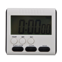 Здесь можно купить   Mayitr Large LCD Digital Kitchen Timer Cooking Timer With Loud Alarm Count Up Down Clock to 24 Hours Kitchen Tools 7.8x7.3x2.5CM Kitchen,Dining & bar