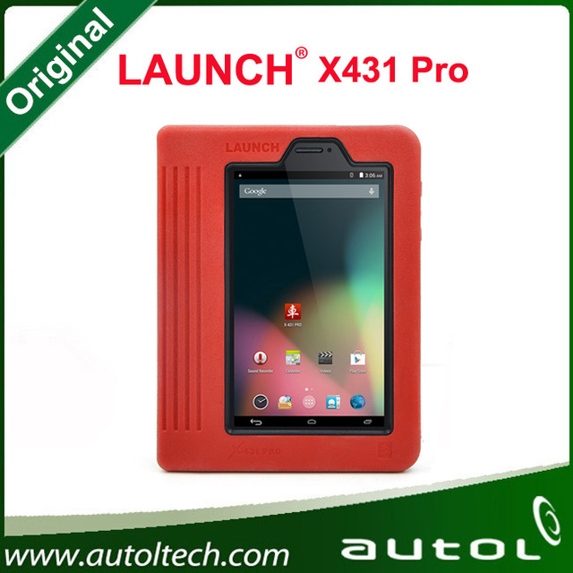 Global Version Full System Scanner Wifi/Bluetooth Support One-Click Update launch x431 pro v x431 pro scanner