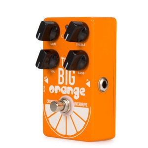Image 2 - New Arrival Caline CP 54 OD Guitar Pedal Overdrive THE BIG ORANGE crushing overdrive Guitar Effect Pedal True Bypass Effect Sale