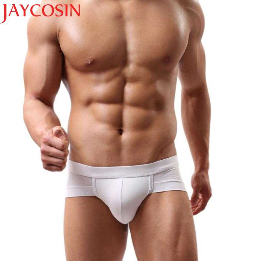 JAYCOSIN marking New Trunks Sexy Underwear Men Men's Boxer Shorts Bulge Pouch soft Underpants M1730 Drop Shipping