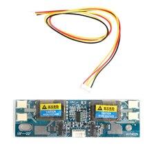 """יוניברסל CCFL מהפך צג LCD 4 מנורה 10 30 V למחשב נייד 15 22 """"מסך רחב L15"""