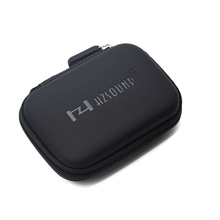 Hzsound переносное наушник высококачественный гарнитура ухо наушников наушники коробка устройство хранения