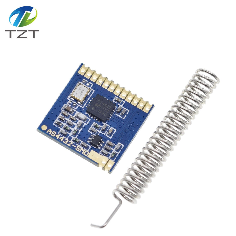 1PCS Mini SI4432 Remote Wireless Transceiver Communication Module 240MHZ-930MHZ