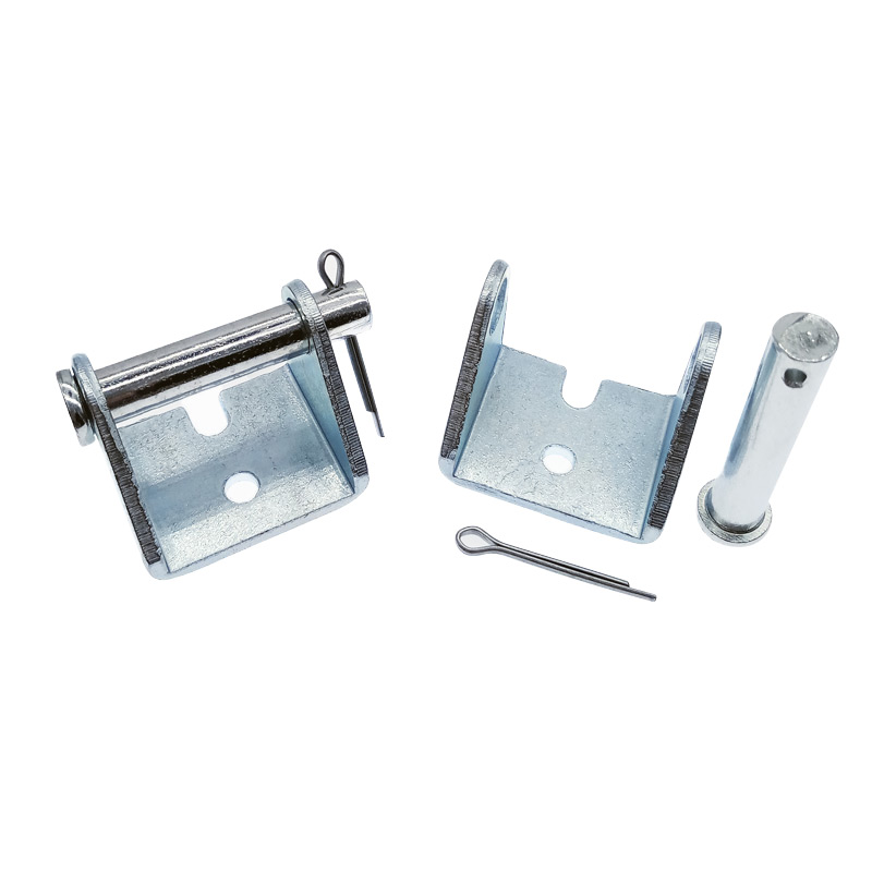 A pair mounting brackets for Linear actuator Install bracket with bolt install hole 10mm все цены