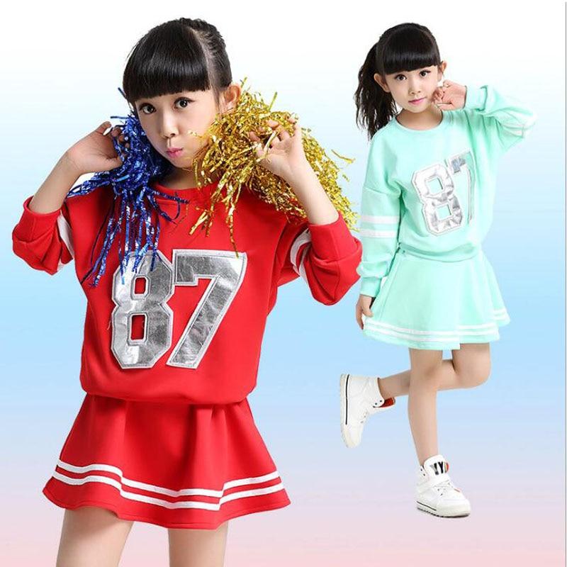 Plus Size Adults Kids Primary School Uniform Teen Students -3741