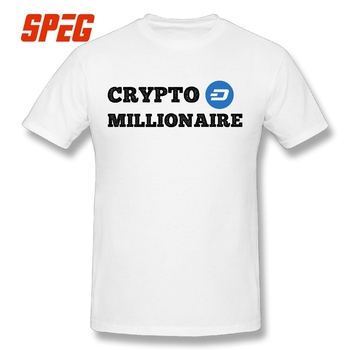 T-Shirt Dash Crypto Millionaire