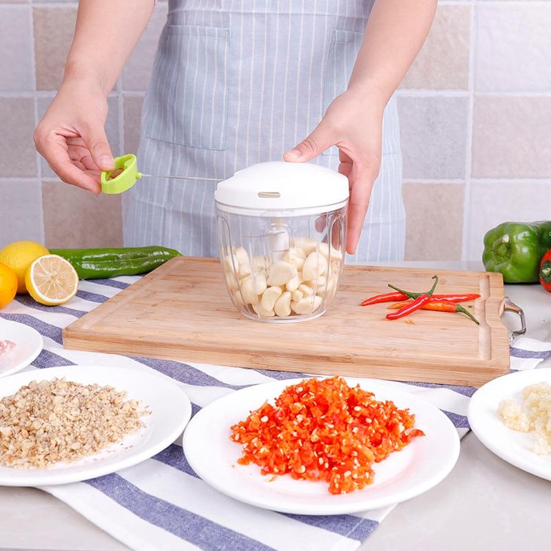 HS040 Household hand shredder mashed garlic meat grinder kithen helper 12.5*8*14cm