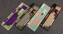 CD-ROM углерода ЕВА Commando pbt OEM колпачки для Вишня 3000 Filco ikbc Игры Механическая клавиатура
