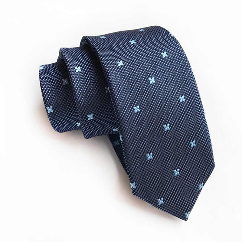 2019 yeni varış erkek bağları 6cm dar ince ipek kravat rahat moda İngiliz tarzı düğün sıska kravat kravat erkekler için hediyeler