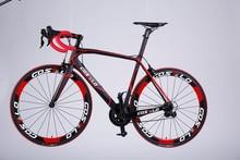 2017 costelo cento Complete Bike DIY Made Carbon Bicycle Road bike complete ultegra groupset wheels handlebar saddle