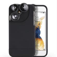 4 in 1 Mobile Phone Lensese Cases Full C