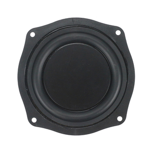 Image 3 - 4 Inch 113mm Frame Radiator Passive Plate Audio Bass Vibration Diaphragm 1Pairs