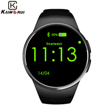 Kaimorui Smart Watch Passometer Monitor Heart Rate Support Smartwatch for IOS Android Bluetooth Smart Watches