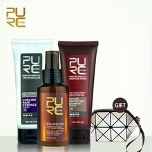 PURC Hair Treatmen Set Replenishes Moisture Color Repair Dry Damaged Protecting Make Smooth Soft Care