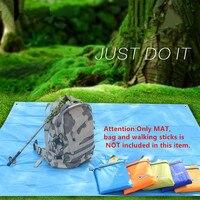 Bluefield 3m Camping Mat Mattress Outdoor Picnic Beach Mat Tent Mat Blanket With Storage Bag Waterproof