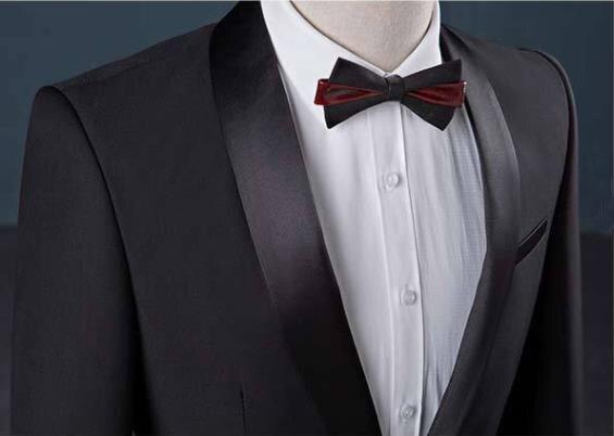 Prom Arc Fumer Pantalon Gli 2018 Photo Migliore Uomini Con Robes Par Same Pantaloni veste As Vestito Mariage Sposo De Dell'uomo fPZwYPqBa