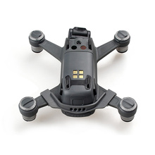 HOBBYINRC Battery Protective Cover Drop Proof Dustproof Cover for DJI Spark Drone – Black