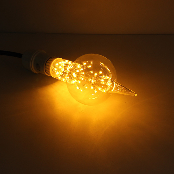 E27 LED Bulb 3W Warm White 220V G80 Edison Style Light Bulb led Cob Bulb Edison Lamps Fixtures 5pcs e27 led bulb 2w 4w 6w vintage cold white warm white edison lamp g45 led filament decorative bulb ac 220v 240v