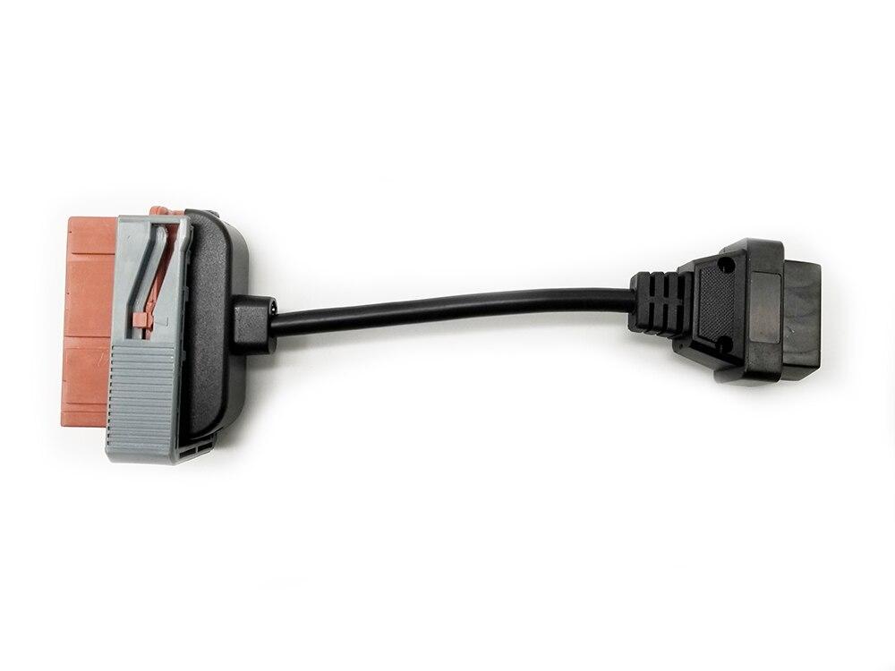 Car 8 Cables CDP+ Multidiag PRO Car Leads Diagnostics Scanner Tools Interface Cable for Delphis MVD PRO DS150E