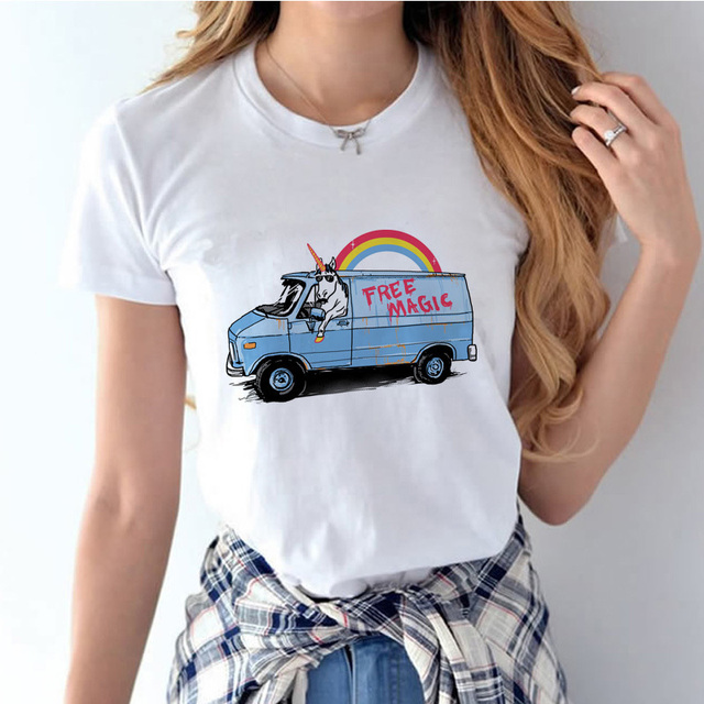 Funny Unicorn T-Shirt