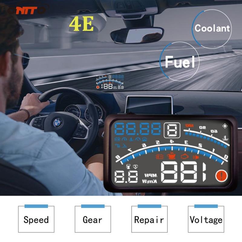 Bonne qualité 1 pièces 4E EUOBD Auto 5.5