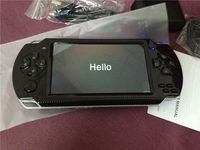 8GB Memory Portable Video Game with 1000 Games 2