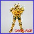 FÃS MODELO IN-STOCK CLUBE metalclub MC S-Templo do METAL ST Aldebaran Taurus Saint Seiya Santo pano Mito EX Ouro OCE Metal armadura
