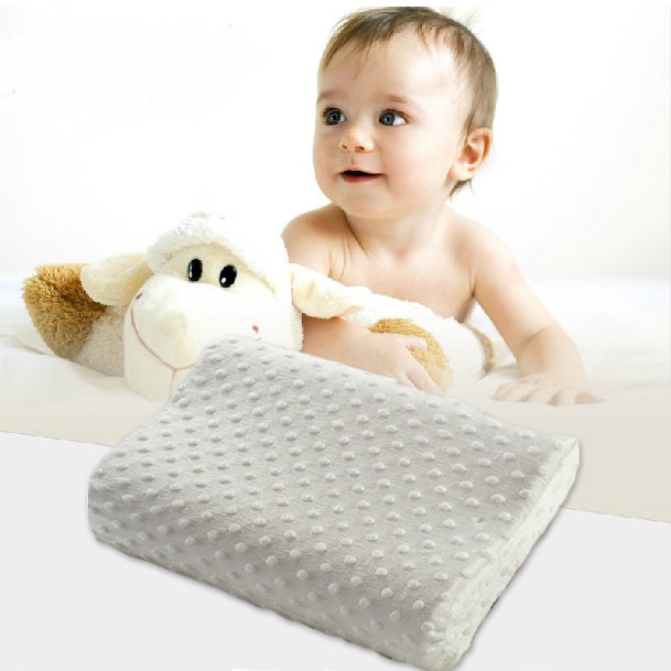 UIHOME Hot high quality Space pillow 25 x 40 Slow rebound memory foam throw pillows neck cervical healthcare pillows for kids