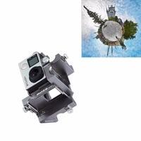 Selens SE GPP6 Крепление держатель из алюминия для панорамной видеосъемки 360 градусов спортивный Камера аксессуары для GoPro Hero 3 +/4