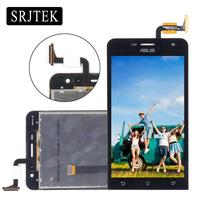 5 0 LCD Display For ASUS Zenfone 5 Lite A502CG Touch Screen Digitizer Assembly Frame Replacement