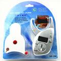 high quality 2 in 1 kit digital Body  fat caliper + body measure tape caliper body fat   fat caliper with body fat measure