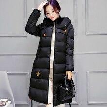 2016 Winter Jackets For Women Long Women's Parka Jacket Winter Coat Lady Clothing Outerwear Female Jackets Parkas