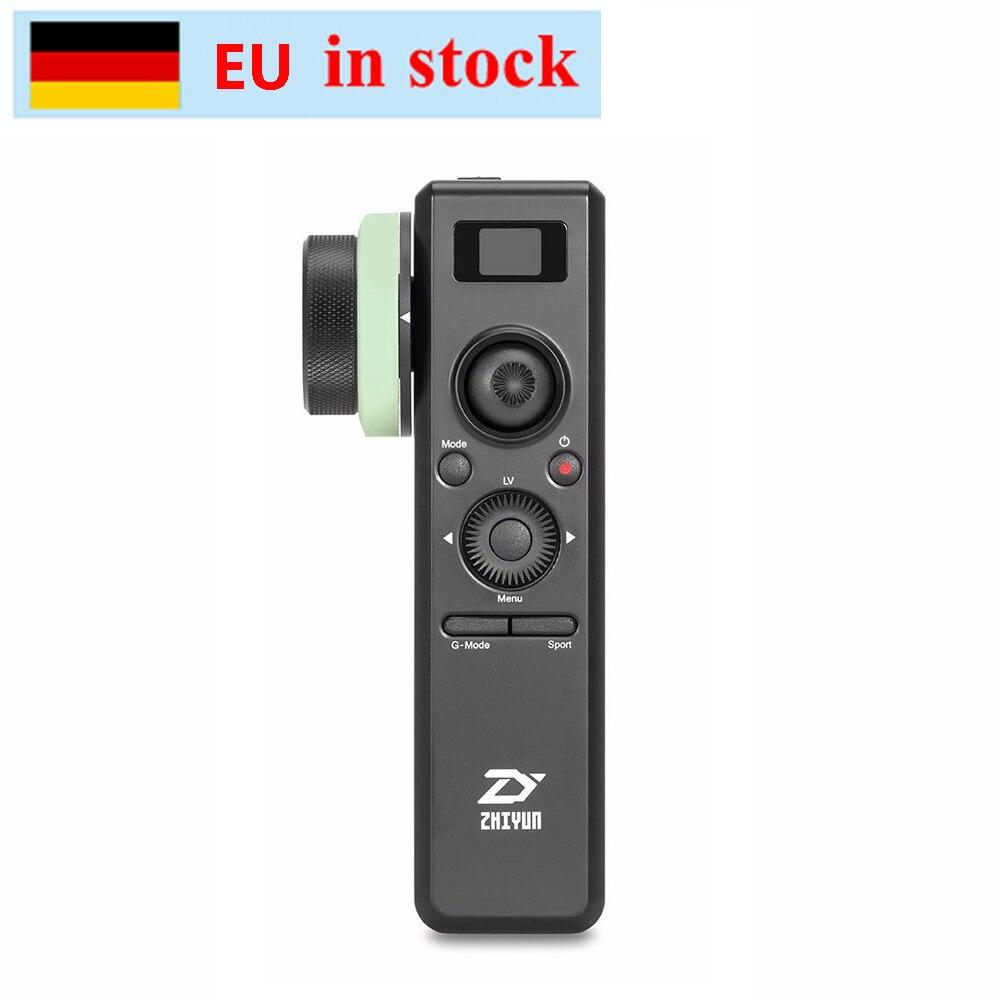 (can ship from EU) Zhiyun 2.4GHz Motion Sensor Gimbal Controller with Follow Focus for Zhiyun Crane 2,Crane2 Remote Control