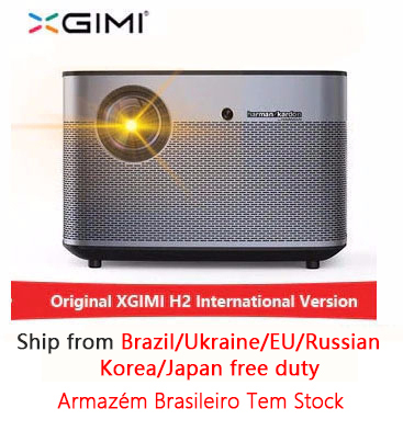 XGIMI H2 1920 1080 dlp Full HD projector 1350 ANSI lumens 3D projector Support 4K