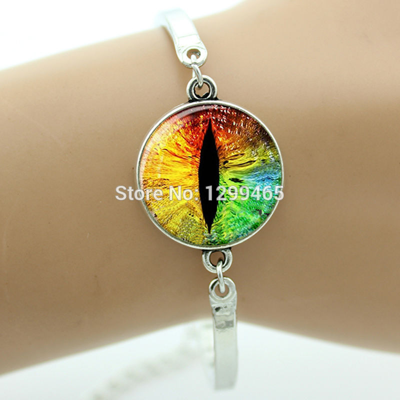 Souvenirs gift Frost dragon eye bracelet leisure series esses