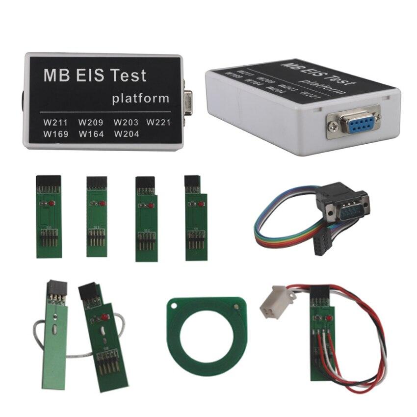 2019 Newest MB EIS Test For NEW MB EIS W211 W164 W212 MB EIS Test Platform MB Auto Key Programmer For Benz Free Shipping