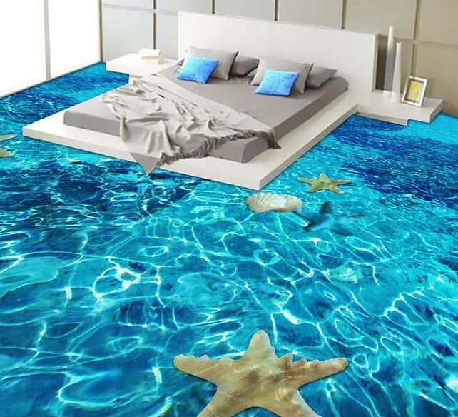 online kaufen gro handel ozean tapete aus china ozean. Black Bedroom Furniture Sets. Home Design Ideas