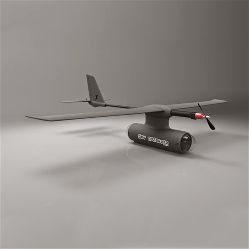 Zeta Ciel Observateur Ciel Alouette 2 m Envergure Longue Portée FPV RC Avion Kit