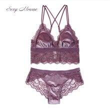 ab2735894878 Promoción de Púrpura Conjunto De Ropa Interior - Compra Púrpura ...