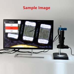 Image 5 - Full HD 34MP 2K 1080P 60FPS HDMI USB przemysłowe elektroniczny cyfrowy mikroskop wideo kamera do telefonu CPU PCB lutowania naprawy