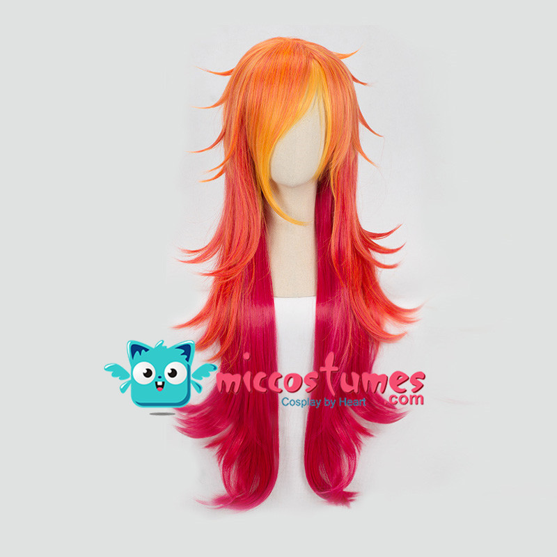 cos Miss Fortune Cosplay Wig