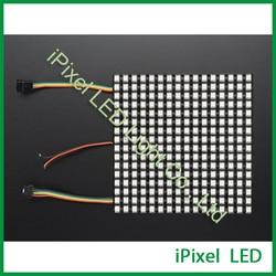 Indoor SMD5050 rgb ha condotto il modulo display, 160mm x 160mm, 16*16 pixle led display a matrice di led