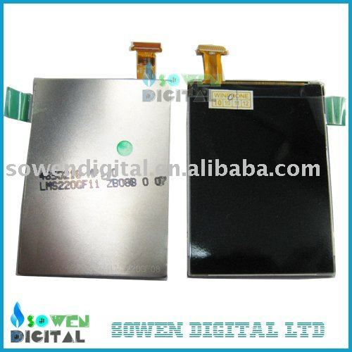 for Nokia 6700s LCD display good quality 100% guarantee