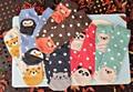 ¡ CALIENTE!! Famoso al por mayor 3D Lindo gato de dibujos animados Mujeres primavera/invierno caliente calcetines de la novedad Creativa de Corea del Sur calcetines de moda
